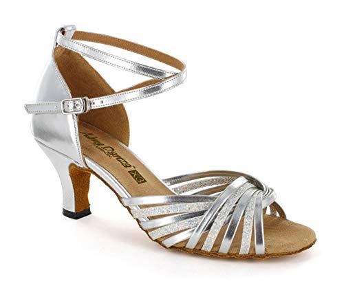 Alma Danza (X3 Series) Women's Latin Dance Shoes (6.5) - Samba Shoe 80