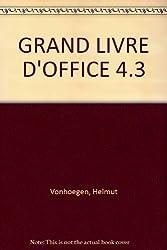 GRAND LIVRE D'OFFICE 4.3