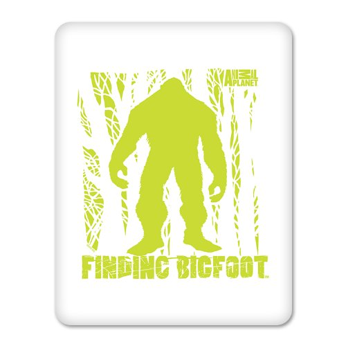 Finding Bigfoot Forest iPad Case