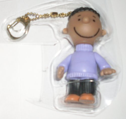 Peanuts Charlie Brown Christmas  - Franklin Keychain, Key (Peanuts Gang Names)