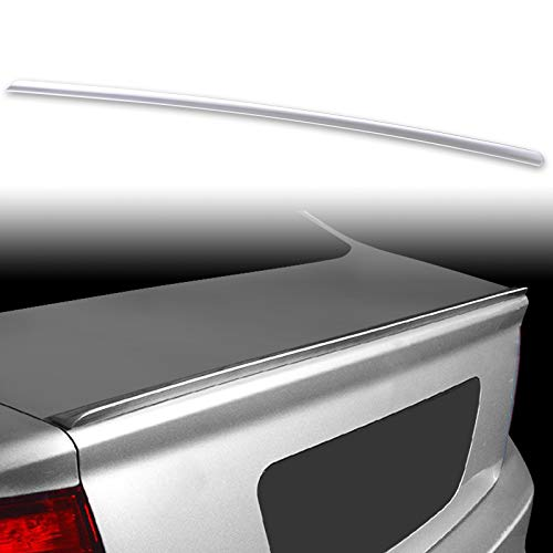 FYRALIP Painted Factory Print Code Trunk Lip Wing Spoiler For 2004-2008 Acura TL Sedan Third Generation UA6 UA7 Fast Delivery Easy Installation Perfect Fit - B92P Nighthawk Black ()