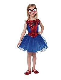 Rubies Costume Marvel Universe Classic Collection Spidergirl, Child Medium