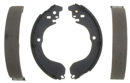 Replacement Brake Shoe Set - Raybestos 919PG Professional Grade Drum Brake Shoe Set
