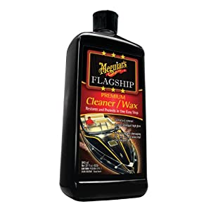 Meguiar's M6132 Flagship Premium Cleaner/Wax - 32 oz.