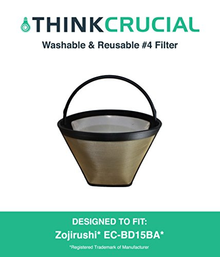 Zojirushi Fresh Brew Thermal Carafe Coffee Maker Filter