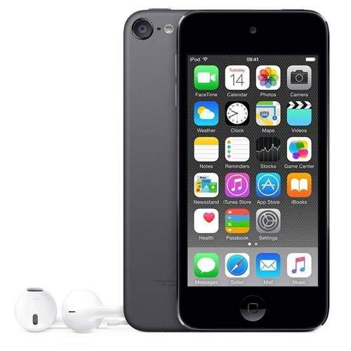 Apple  iPod touch 128GB Space Grey Model A1574    (MKWU2RP A)