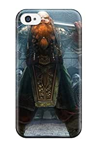 Fashion Tpu Case For Iphone 4/4s- Dwarves Defender Case Cover