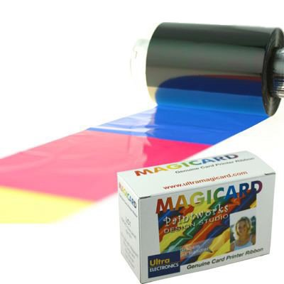 Magicard M9005-751 (LC1) Full Color Ribbon for Rio, Tango and Avalon Printers (2e Id Card)