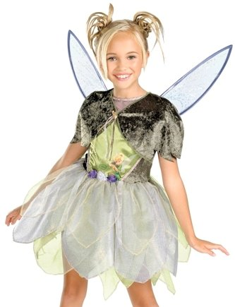 Tinker Bell and The Lost Treasure Deluxe - Child L(10-12) ()