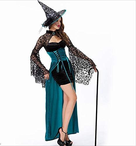 QAR Disfraz De Fiesta De Tema De Halloween Bruja De Dama Malvada ...