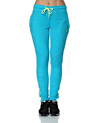 ONLY Women's Play Sweatpants XSmall Turquoise