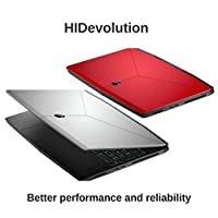 """HIDevolution Alienware M15 15.6"""" FHD 144Hz Thin and Light Gaming Laptop   2.2 GHz i7-8750H, GTX 1070 Max-Q, 16GB DDR4/2666MHz RAM, PCIe 256GB SSD   Authorized Performance Upgrades & Warranty"""