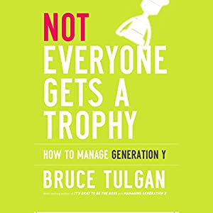 Not Everyone Gets a Trophy Audiobook