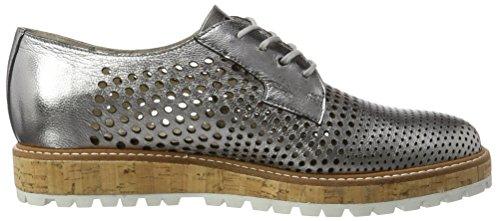 Darksilver Derbys Argenté Marc Naomi Femme 00266 Shoes q1wwX8xE7