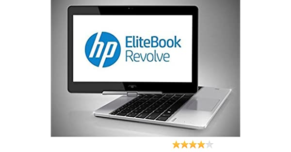 HP EliteBook Revolve 810 G2 2-in-1 Convertible Tablet Computer, Intel Dual-core i7-4600U up to 3.3 GHz, 8GB DDR3, 256GB SSD, 11.6