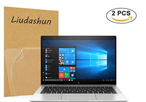 Liudashun スクリーンプロテクター- HP Elitebook Sereis HD インビジブル光沢スクリーンプロテクター HP Elitebook x360 1030 G3 HP Elitebook x360 1030 G3  B07JL149LP
