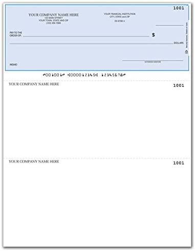 CheckSimple Business Compatible QuickBooks Quicken product image
