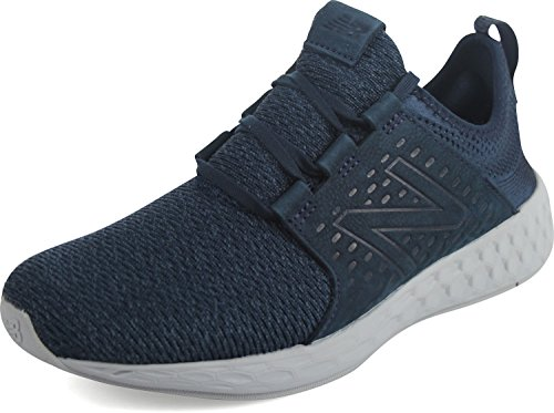New Balance Men's Fresh Foam Cruz Running Shoe,Galaxy/Petrol,11 D(M) US