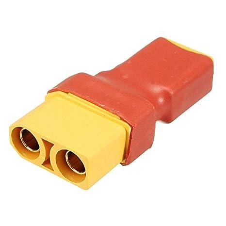Conector de macho XT60 a hembra XT90 para cargador RC ISDT ...