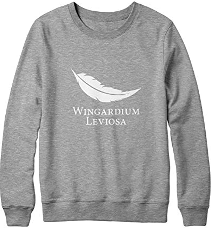 HYPSHRT męska bluza Harry Wingardium Leviosa C000181: Odzież