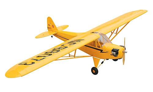 Hangar 9 Arf (Hangar 9 Piper J-3 Cub 40 ARF RC Airplane)