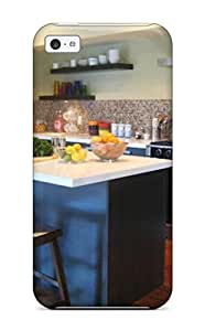 meilz aiaiDurable Neutral Contemporary Kitchen With Large Peninsula And Breakfast Nook Back Case/cover For Iphone 5cmeilz aiai