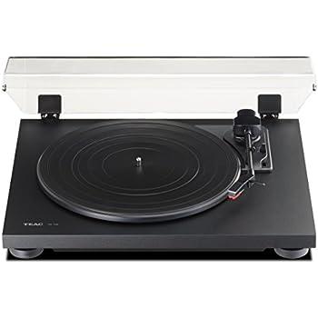 Amazon.com: Teac tn-100 – belt-drive Tocadiscos con ...