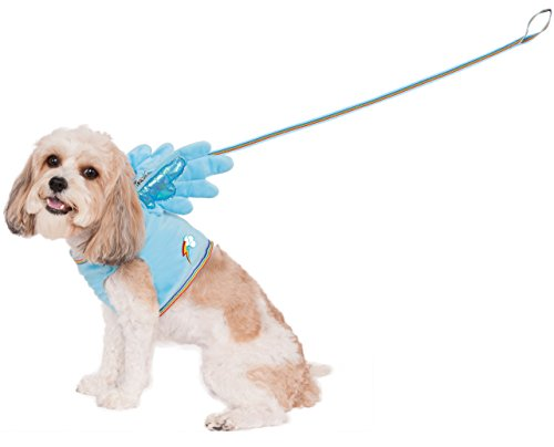 My Little Pony Costume For Dogs (Rubies Costume My Little Pony Rainbow Dash Wing Harness Pet Costume, Large)