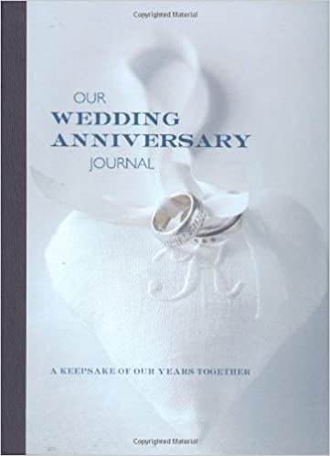 Our wedding anniversary journal ryland peters small our wedding anniversary journal ryland peters small 9781845977658 amazon books junglespirit Choice Image