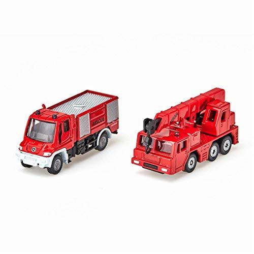 SIKU 1661 Firefighter Set