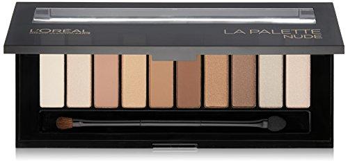 L'Oreal Paris Cosmetics Colour Riche La Palette, Nude, 0.62 Ounce