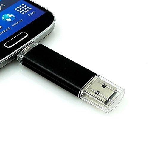 128GB OTG USB Flash Drive (Purple) - 7
