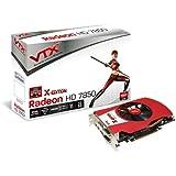 VTX3D Radeon HD 7850 X-Edition Grafikkarte (PCIe 3.0, 2GB GDDR5 Speicher, miniDP)