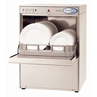 classeq duo750 lavavajillas con Integral Descalcificador de agua ...