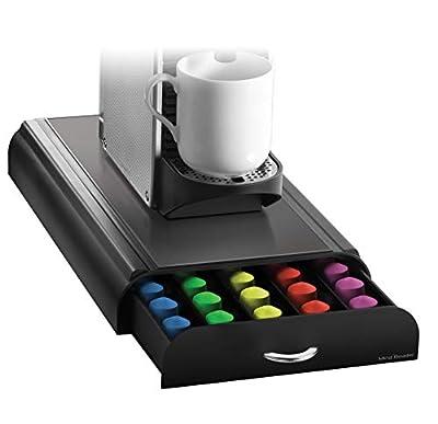 Mind Reader 50 Capacity 'Anchor' Coffee Pod Storage Drawer Organizer for Nespresso Capsules