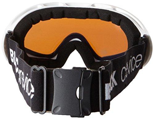 Crevice noir masque de ski pour femme blanc bCR041264