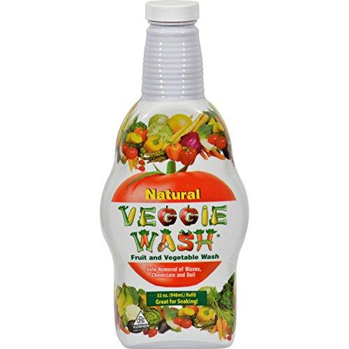 Veggie Wash Citrus Natural Vegetable product image
