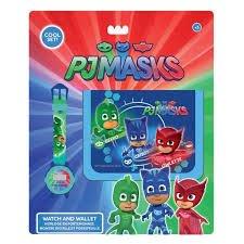 Espacio Gadget Reloj Digital Y Billetera PJMASKS Digital Watch and Wallet: Amazon.es: Juguetes y juegos