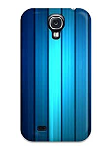 Galaxy S4 Hard Back With Bumper Silicone Gel Tpu Case Cover Modern