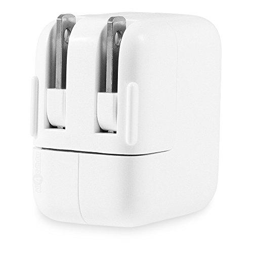 YAXXO USB iPad Wall Charger Fast Charging 12W for Apple iPhone iPad iPod
