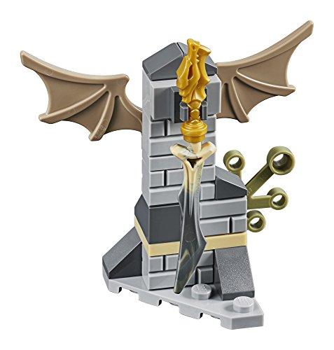 41AmtceR1VL - LEGO NINJAGO Masters of Spinjitzu: Destiny's Wing 70650 Building Kit (181 Piece)