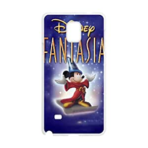Fantasia 2000 Samsung Galaxy Note 4 Cell Phone Case White Q9250544