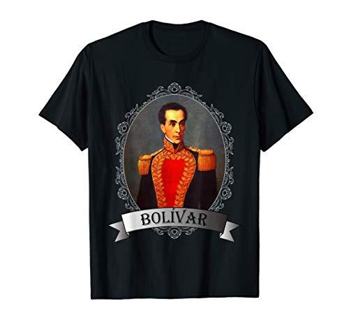 Simon Bolivar T-Shirt Portrait]()