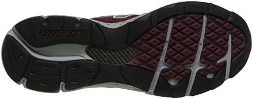 717d5c2a2fdf3 New Balance Men's M990BU3 Running Shoe,Burgundy,8 D US: Amazon.com
