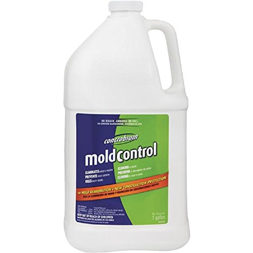 Concrobium Mold Control Household Cleaners, 1 Gallon (Treatment Mold)
