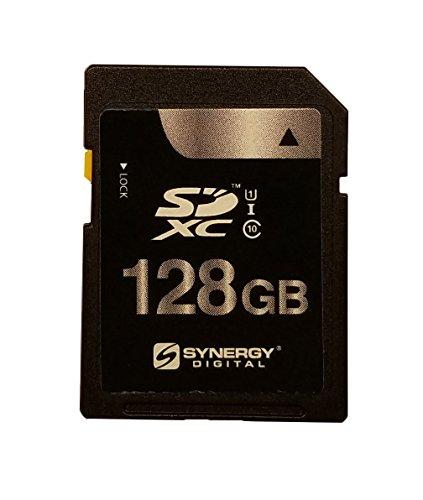 Panasonic AG-DVX200 Camcorder Memory Card 128GB Secure Digital Class 10 Extreme Capacity (SDXC) Memory Card