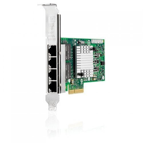 HP NC365T 593743-001 4 Port PCIe 1 Gbps Ethernet Adapter 593720-001 by HP