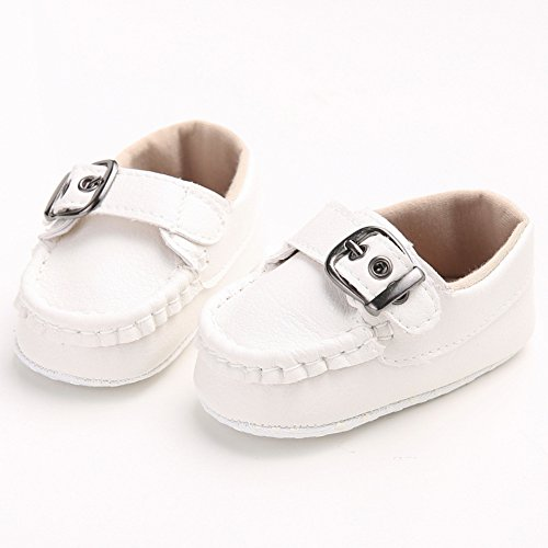 Fire FrogLoafers-shoes - Mocasines para niño blanco