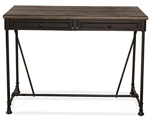 Hillsdale Furniture 4582-840 Hillsdale Casselberry Counter Height Table Distressed Walnut