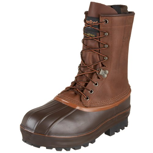 "Kenetrek Unisex 10"" Northern Insulated Boot,Brown,12 M US"